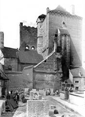 Ancien château ou Palais des ducs de Bourbon - Donjon