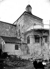 Eglise Notre-Dame - Angle sud-est