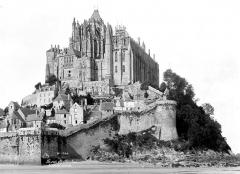 Abbaye et dépendances - Ensemble nord-est