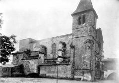 Eglise Saint-Dominique - Ensemble nord-ouest