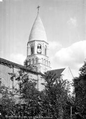 Eglise Saint-Maurice - Clocher, côté sud-ouest