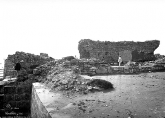 Ancien château - Restes de l'enceinte