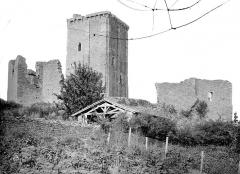 Château et église Notre-Dame - Donjon
