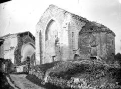 Château et église Notre-Dame - Chapelle