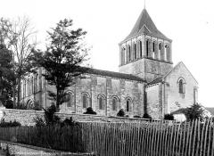 Eglise Saint-Denis - Ensemble sud-ouest