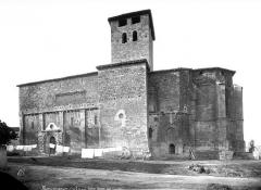 Eglise Saint-Géraud - Ensemble sud