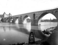 Ancien pont - Côté est