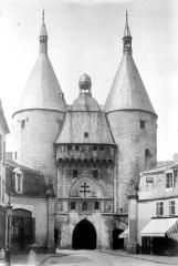 Porte de la Craffe - Côté ville