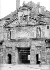 Porte de la Citadelle - Côté ville