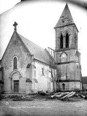 Eglise Saint-Martin de Namps-au-Val - Ensemble sud-ouest