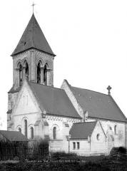 Eglise Saint-Martin de Namps-au-Val - Ensemble nord-est