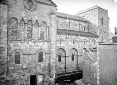 Eglise Saint-Etienne - Façade nord
