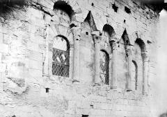 Eglise Saint-Etienne - Transept nord : arcatures