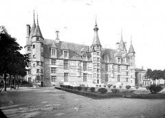 Palais Ducal - Vue d'ensemble
