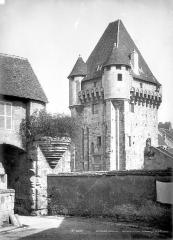 Porte du Croux - Côté sud-ouest