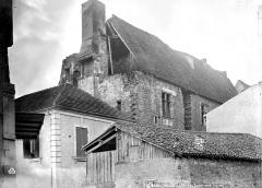 Ancien château de Henri IV - Façade nord