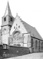 Eglise Notre-Dame de l'Assomption - Ensemble sud-ouest