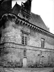 Ancien hôtel de ville, dit Le Pilori - Façade ouest