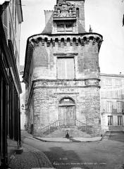 Ancien hôtel de ville, dit Le Pilori - Façade sud
