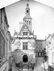 Ancien hôtel de ville, dit Le Pilori - Ensemble sud