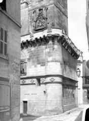 Ancien hôtel de ville, dit Le Pilori - Angle nord-est