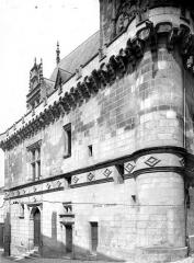 Ancien hôtel de ville, dit Le Pilori - Façade est