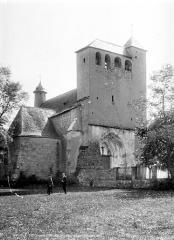 Eglise de l'Assomption-de-Notre-Dame - Ensemble nord-ouest