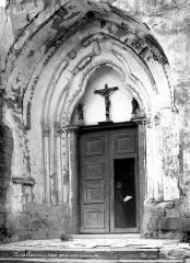 Eglise de l'Assomption-de-Notre-Dame - Portail de la façade ouest