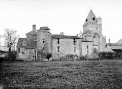 Abbaye - Vue d'ensemble