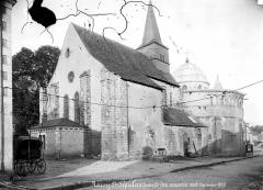 Eglise Saint-Etienne - Ensemble nord-est