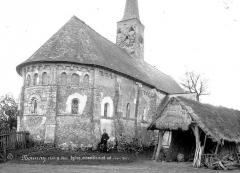 Eglise Notre-Dame£ - Ensemble nord-est