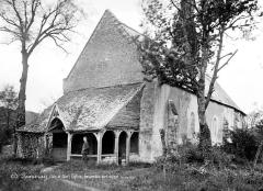 Eglise Notre-Dame£ - Ensemble sud-ouest
