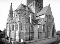 Eglise de Norrey-en-Bessin - Ensemble nord-est