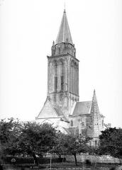 Eglise de Norrey-en-Bessin - Clocher, côté sud-est