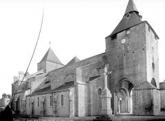 Eglise Sainte-Marie - Ensemble nord-ouest