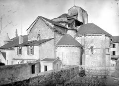 Eglise Sainte-Croix - Abside, côté sud