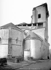 Eglise Sainte-Croix - Angle nord-est