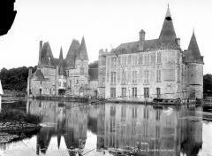 Château d'O - Ensemble nord-ouest