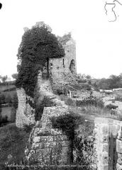Remparts - Tour d'angle ouest