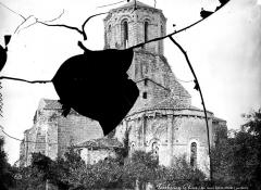 Ancienne église priorale Saint-Pierre de Parthenay-le-Vieux - Ensemble est