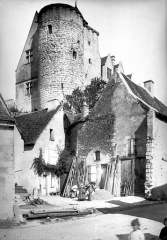 Château - Vue d'ensemble