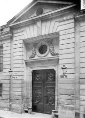 Hôtel Lambert - Portail sur rue