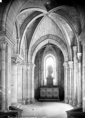 Eglise Saint-Julien-le-Pauvre - Vue intérieure d'une chapelle