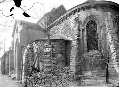 Eglise Saint-Pierre-de-Montmartre - Ensemble sud-est