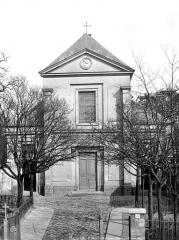 Eglise Saint-Pierre-de-Montmartre - Façade ouest