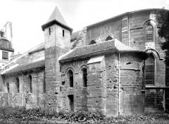 Eglise Saint-Julien-le-Pauvre - Façade sud