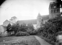 Eglise Saint-Pierre et Saint-Benoît - Façade nord