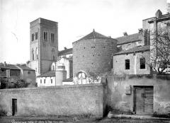 Eglise Notre-Dame de la Réal - Vue d'ensemble