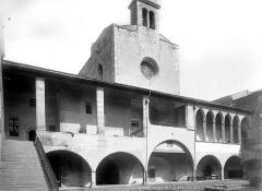 Citadelle - Chapelle et cloître