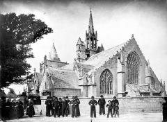 Eglise Saint-Nonna - Ensemble sud-est